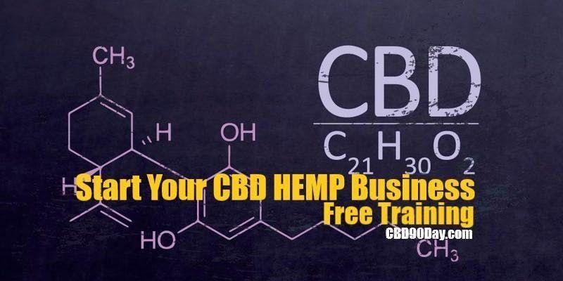 Start Your CBD HEMP Business - Free Training - Alabama AL