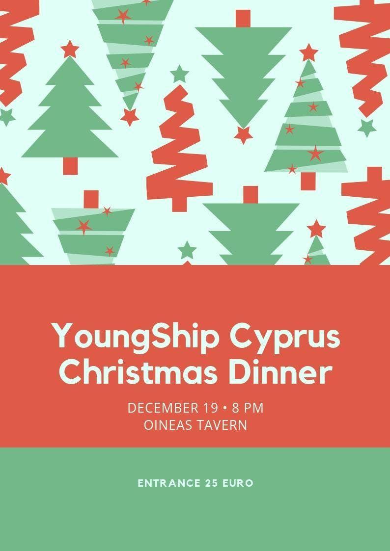 Christmas Dinner at Oineas