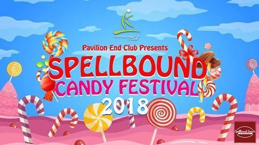 Spellbound Candy Festival 2018  Pavilion End Club