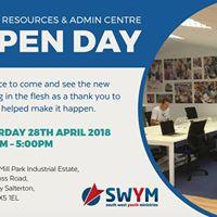 SWYM Office Open Day