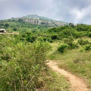 Trek to Skandagiri