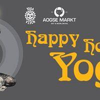 Happy Hour Yoga Aogse Markt