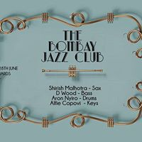 The Bombay Jazz Club at Bonobo