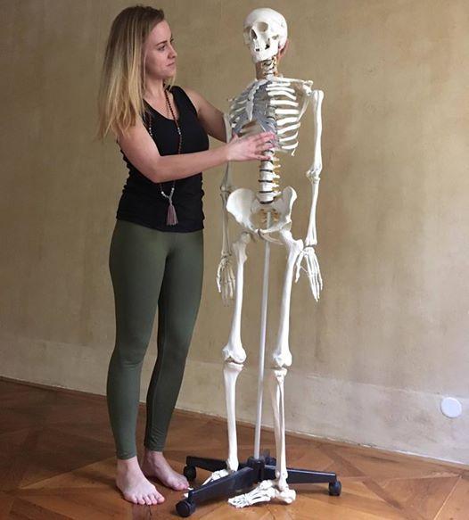 sany z pohledu fyzioterapie