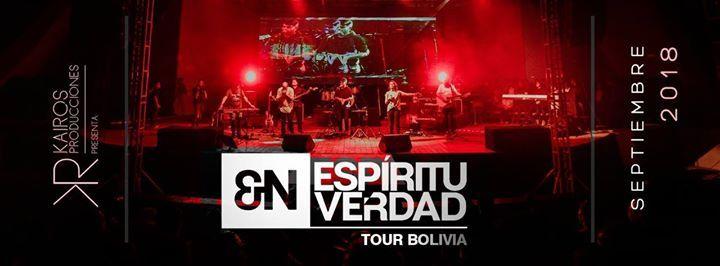 En Espiritu y En Verdad Tour 2018