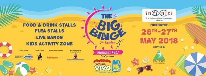 The Big Binge - Summer Fest