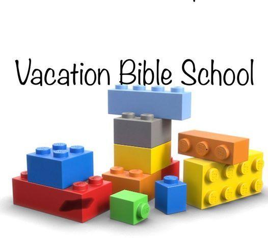 Vacation Bible School Building Blocks