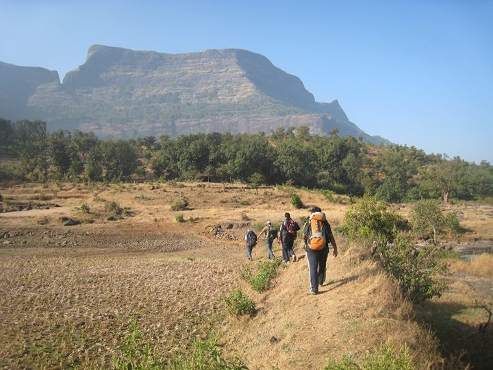 Alang Madan Forts Trek & Valley Crossing on 22nd 23rd Jan 2017