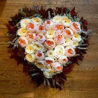 Corso di decorazioni floreali di San Valentino