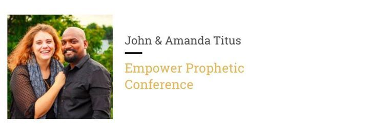 Empower Prophetic Conference