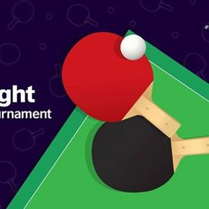 Game Night Table Tennis Tournament