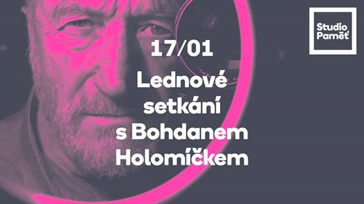 Lednov setkn s Bohdanem Holomkem
