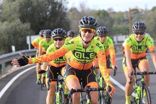 Al Cipollini Womens Social Ride - Geelong
