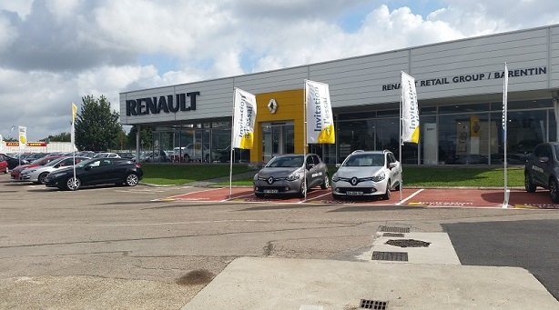 rassemblement concession renault sport barentin at barentin france barentin. Black Bedroom Furniture Sets. Home Design Ideas