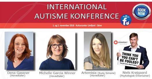 International Autisme Konference - Skivekonferencen 2018
