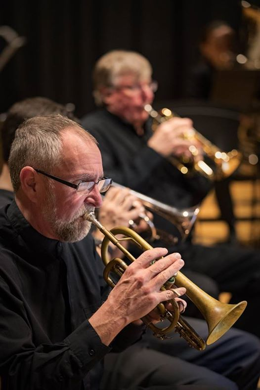 Concert by the Smoky Mountain Brass Band