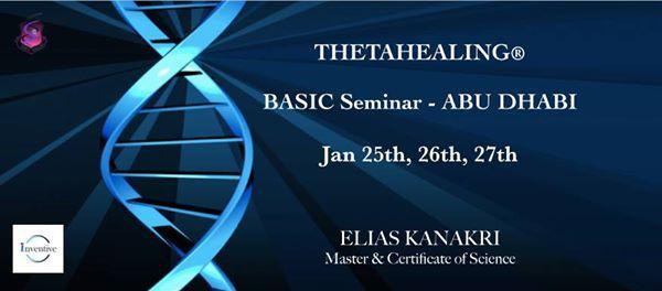 Thetahealing Basic Course - Abu Dhabi