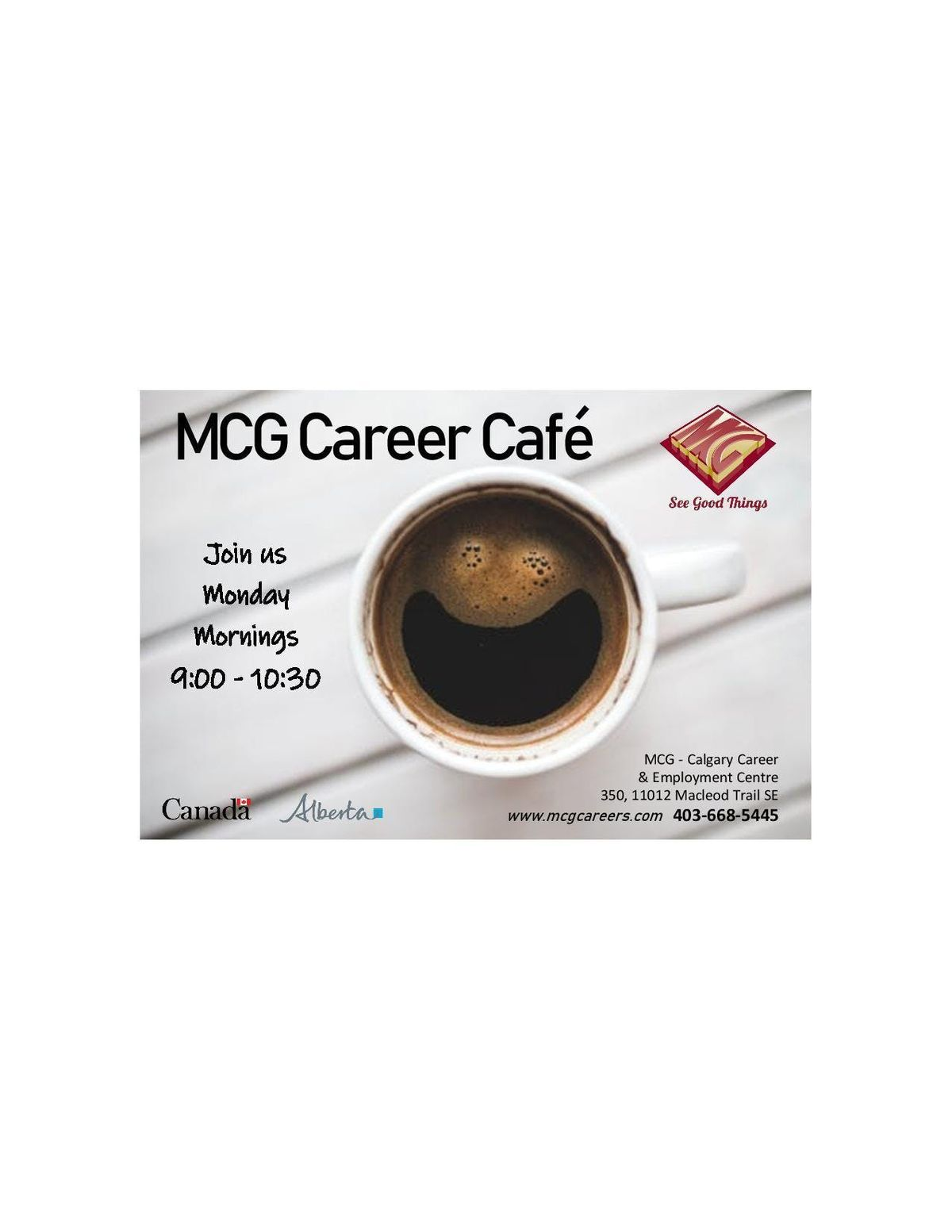 Career Cafe - Cover Letter Tips