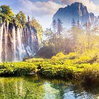 S Gettpalkmi do NP Plitvick jazer a Zhrebu