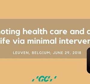 Promoting health care and quality of life via minimal interventi