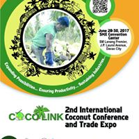Cocolink 2017 - 2nd International Coconut Conference and Expo