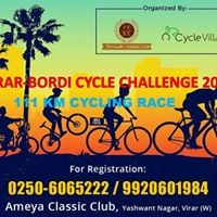 Virar - Bordi Cycle Challenge 2018