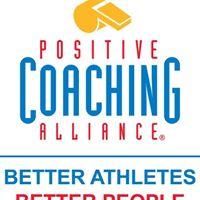 Positive Coaching Alliance Workshop