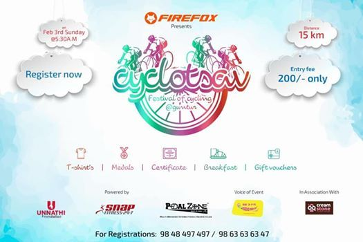 CYCLOTSAV-FESTIVAL OF CYCLING