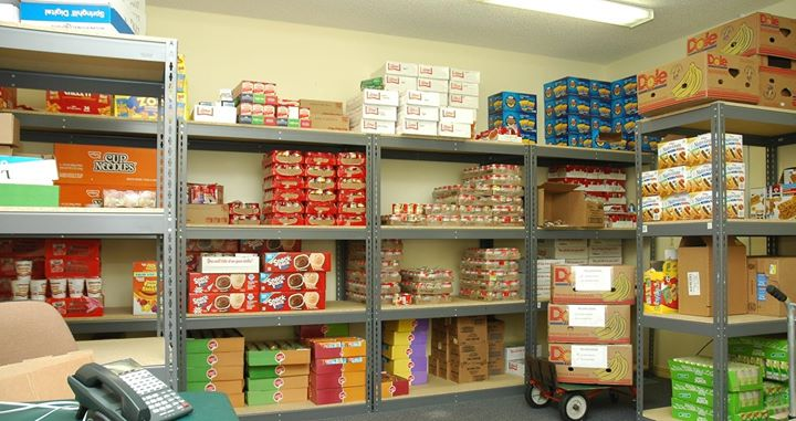 Pack the Pantry Open House