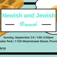 Newish and Jewish Sunday Brunch