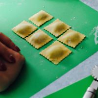 Evening pasta-making class