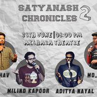 Satyanash Chronicles 2  Standup Comedy