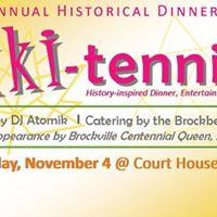 Tiki-tennial (A Canada150 Celebration &amp Fundraising Event)