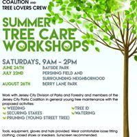 Tree Lovers Crew Workshop
