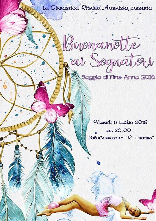 Buonanotte Ai Sognatori Saggio Di Fine Anno 2018 At Palacannizzaro