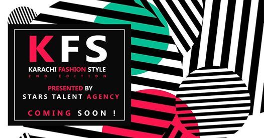 Karachi Fashion STYLE kfs18 2ND Edition