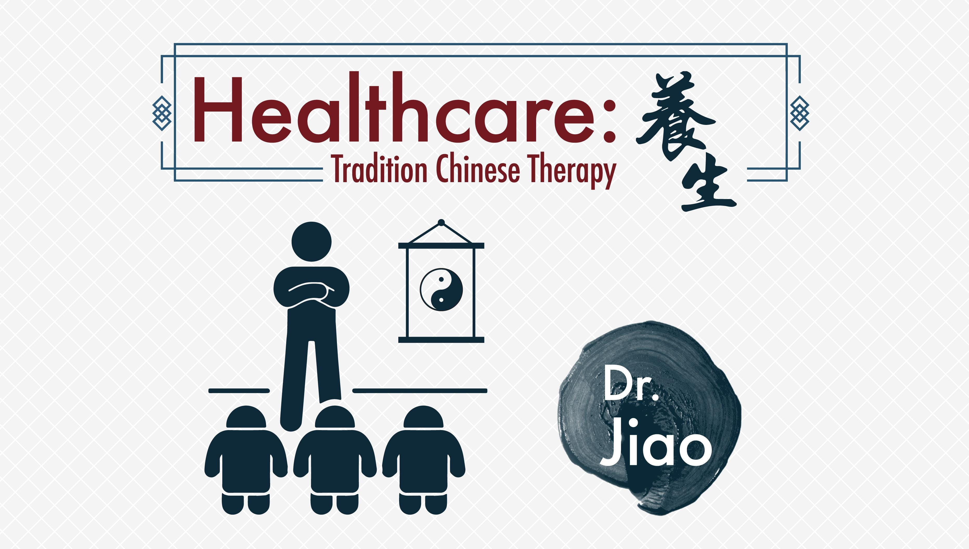 Healthcare Tradition Chinese Therapy
