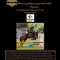 Balhagan Equestrian Mini SJ League