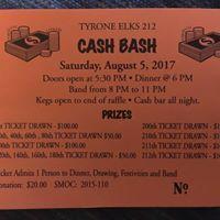 Cash Bash 212