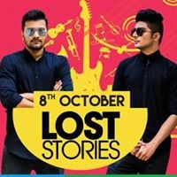 Lost Stories and Anish Sood Live at The Ark - Seasons Mall