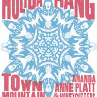 Asheville Holiday Hang with Town Mountain and Amanda Anne Platt