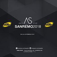 Area Stile RadioBruno  Festival di Sanremo 2018