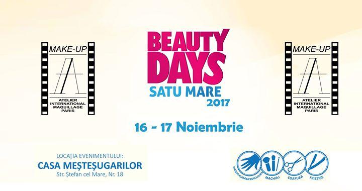 Beauty Days 2017 Satu Mare