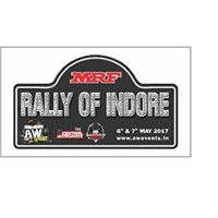 MRF 2w Rally of Indore 2017