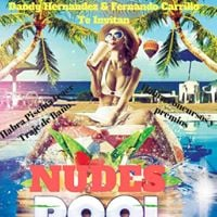 NUDES POOL PARTY