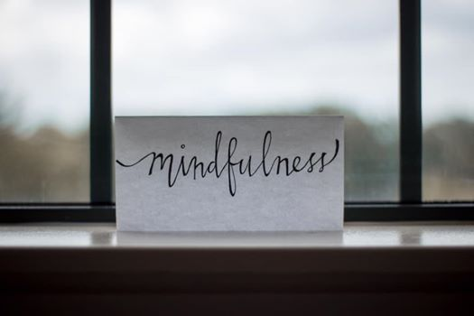 Mindfulness-Based Stress Reduction 8 week course