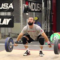 Glenn Pendlay Weightlifting Seminar at Hoosier CrossFit