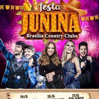 Festa Junina  Country Club