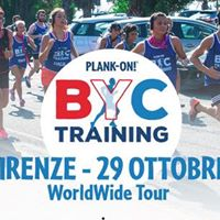 Plank-on BYC Training - Firenze