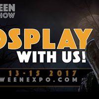 Utah Halloween Expo Cosplay Contest